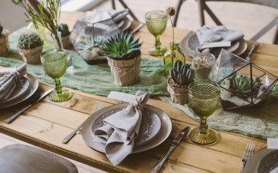 Beautiful Botanical-Inspired Weddings