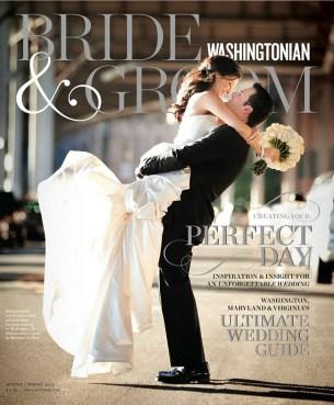 Washingtonian Bride & Groom, Winter/Spring 2013
