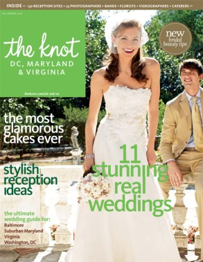 The Knot, DC, Maryland & Virginia, Fall/Winter 2008