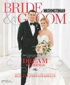 Washingtonian Bride & Groom, Summer/Fall 2014