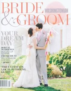 Washingtonian Bride & Groom, Summer 2014