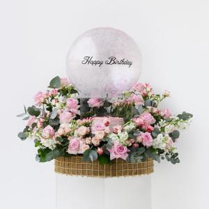 Birthday Occasions - Positive Pink