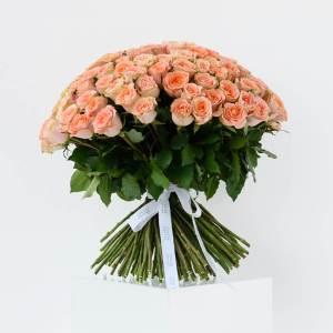 Hand Bouquet - Modest Peach