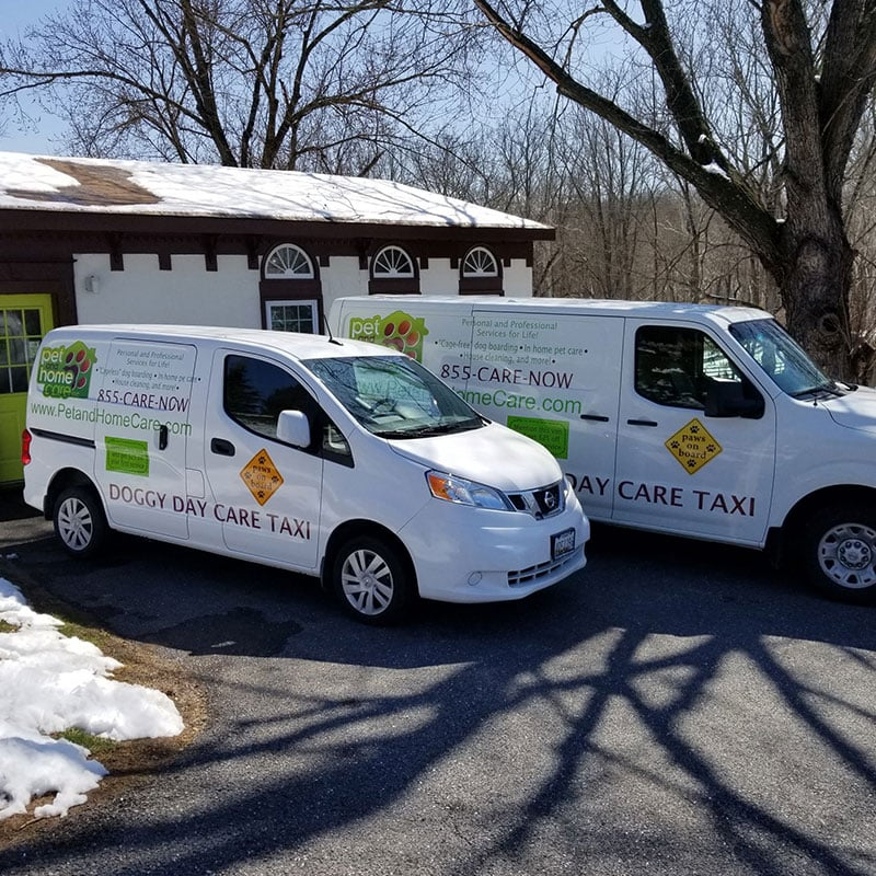 Pet and Home Care Vans