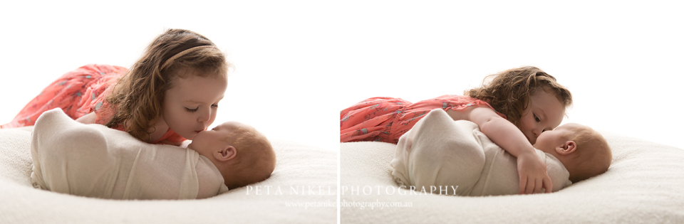 Hobart Baby and Sibling Photography