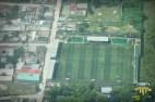 Estadio Julio Armando Cobar, el primer estadio de Liga Nacional con grama sintética. Re-inaugurado el 05 de Noviembre de 2008. Fotografía: Sitio de Aficionados del Deportivo Petapa