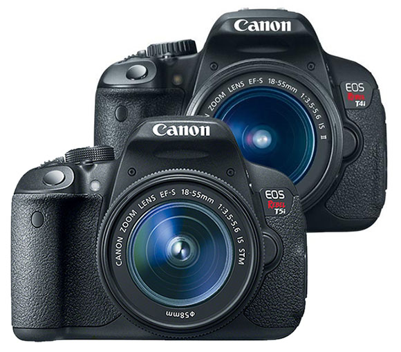 A Brutally Honest Review of Canons New Rebel T5i, the T4i on Placebo canonrebel