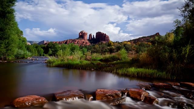 Breathtaking Time Lapse Video Of Arizona And Utah Landscapes