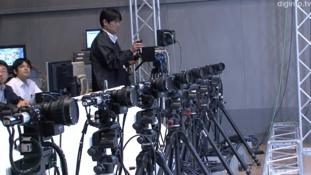 NBC to Install 24 Camera Bullet Time Rigs for 360° Replays this Football Season bullettimesystem1