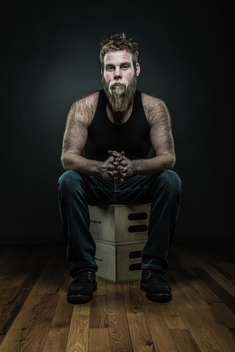 Of Beards and Men: Portraits of Men and Their Beloved Facial Hair Justin P62