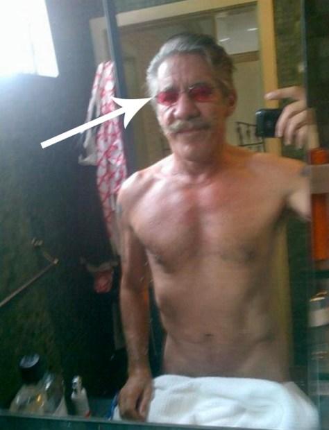 A Geraldo Rivera Selfie Tutorial Photo 3 474x620