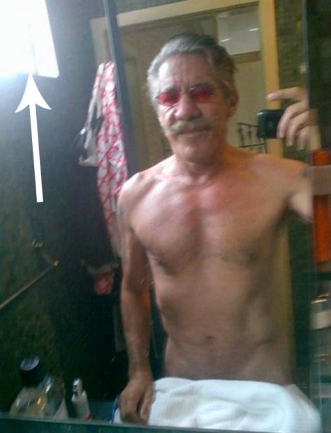 A Geraldo Rivera Selfie Tutorial Photo 5 474x620
