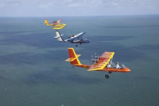 AirCam: A $  50,000 Homebuilt Airplane Kit for Serious Aerial Photographers aircam2