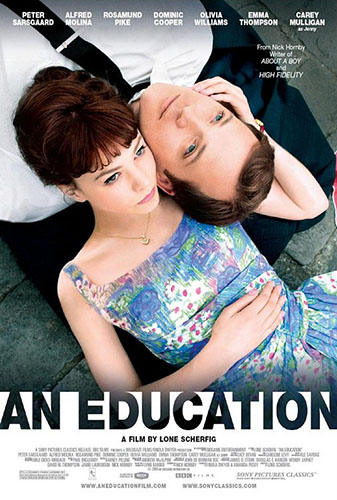 Photographer Captures Couples Journey Toward Marriage as Movie Posters aneducation