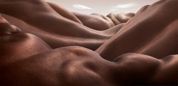 Bodyscapes: Creating Landscape Photos With the Human Body bodyscapes11