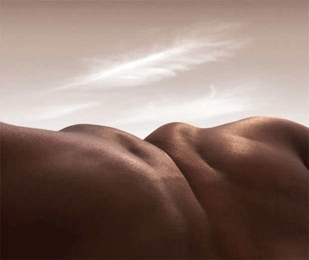 Bodyscapes: Creating Landscape Photos With the Human Body bodyscapes9