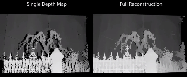Researchers Reconstruct Highly Accurate 3D Scenes Using High Res Photos disney3d