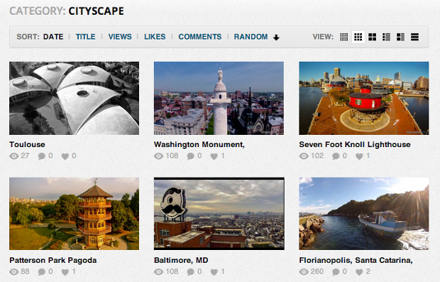 Dronestagr.am: The Social Photo Sharing Network for Drone Photographers dronestagram2