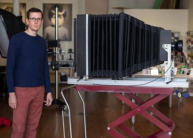 This Gigantic Tintype Camera Shoots the Analog Equivalent of Gigapixel Photos gigapixeltintype