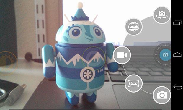 CyanogenMod Unleashes Its Own Camera App Called Focal lookandfeel