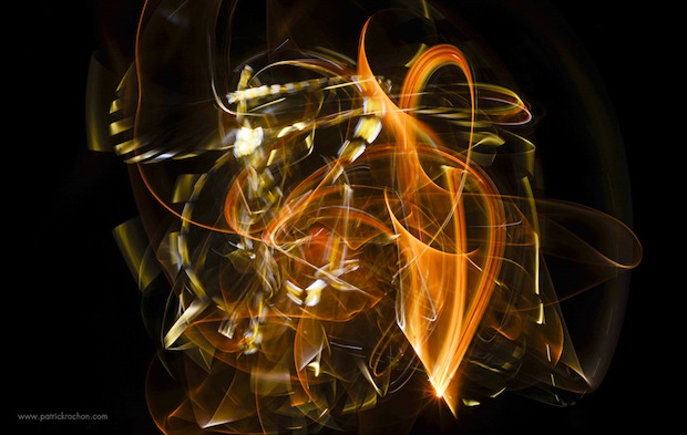 Beautiful Abstract Light Paintings Created With Lighted Swords in Pitch Darkness lpkata4