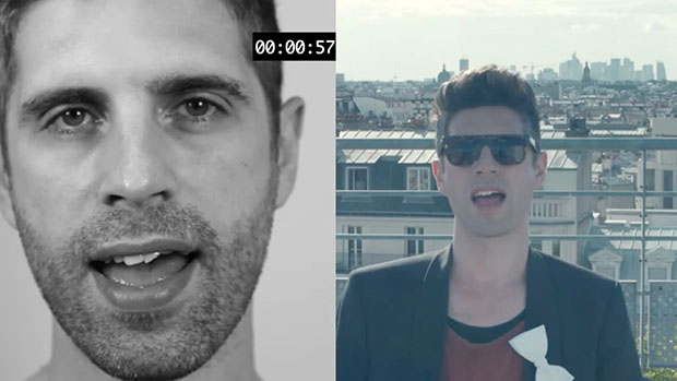 A Musician Spent 24 Hours Posing for this Amazing Time Lapse Music Video mouth