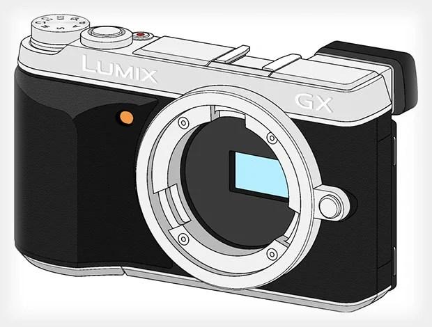 Panasonic to Unveil a Rangefinder styled GX7 MFT Camera Next Month panasonicgx7