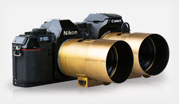 Lomography Resurrects the 19th Century Petzval Lens for Canon and Nikon SLRs petzval1