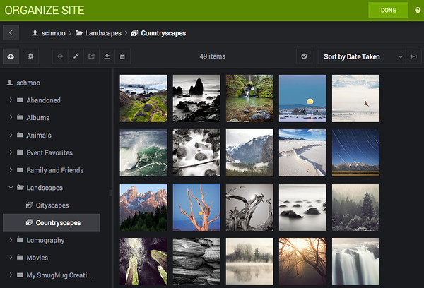 SmugMug Launches a Major Redesign to Wage War Against Flickr and 500px smugmug6