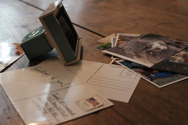 Stampede: A Stamp that Turns Any Photo Into a USPS Approved Postcard