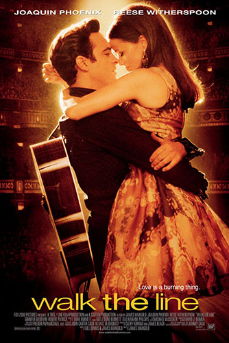 Photographer Captures Couples Journey Toward Marriage as Movie Posters walktheline