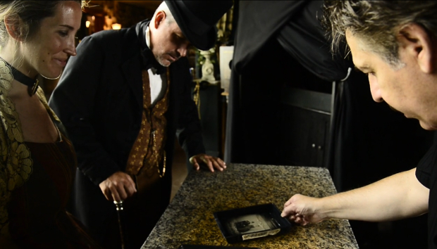 Shooting Portraits of Civil War Reenactors Using the Age Old Wet Collodion Process wetcollodion2