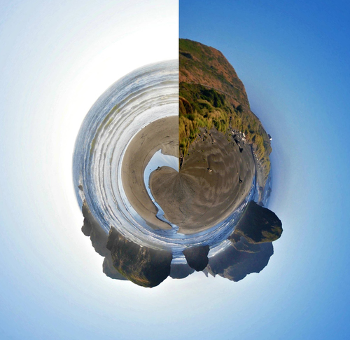 How to Turn a Smartphone Panorama Into a Tiny Planet Photo 41