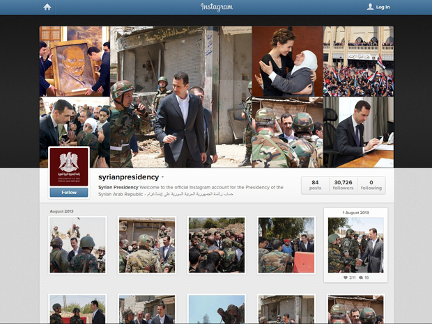 US Government Calls Syrian Presidents Instagram Debut a Despicable PR Stunt ScreenHunter 87 Aug. 01 13.49