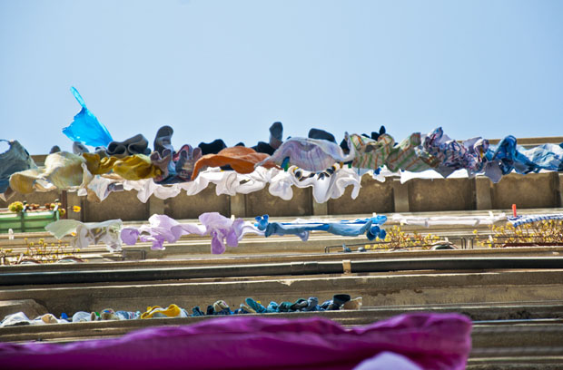 Laundry Around the World Photographed From Below Sivan Askayo Intimacy 10 1024