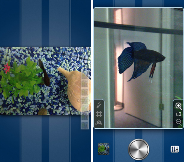 SnappyCam Lets iPhone Users Capture 20FPS at Full Resolution SnappyCam 3 Screen 1