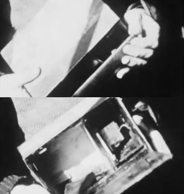 WWII Prisoners Built Improvised Cameras to Document Their Lives bookcamera