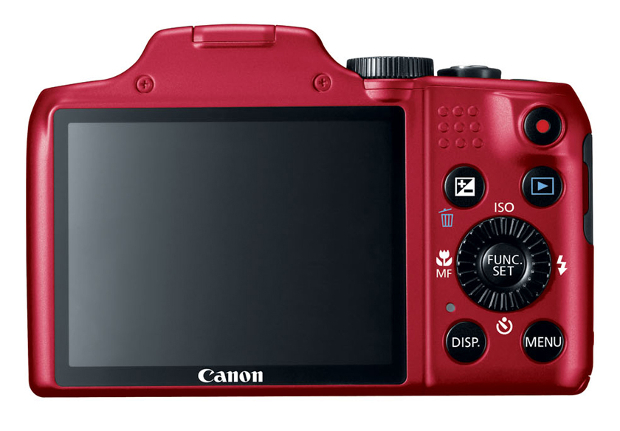 Canon Refreshes Point and Shoot Lineup, Brings Facebook Sharing to PowerShot N canonsx170 1