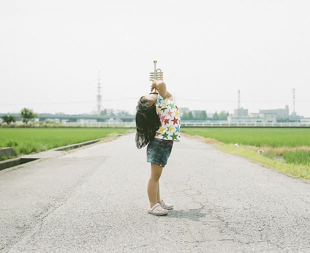 A Japanese Dads Imaginative Conceptual Portraits of His 4 Year Old Daughter daughter15