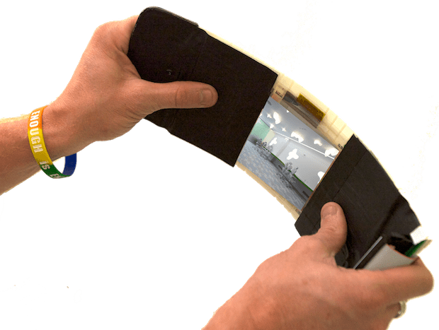 FlexCam is a Flexible Camera that Snaps Dynamic One Shot Panoramas flexcam1