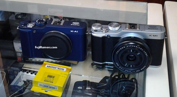 Photo of Fujis Soon to be Released Entry Level X A1 Leaks Online fujixa1 1