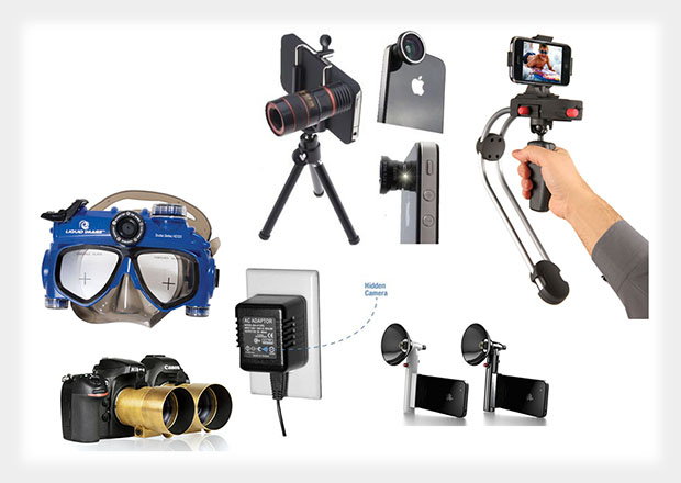 13 Photography Gadgets We Didn't Need gadgets