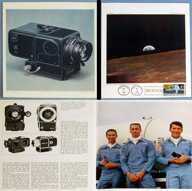 Want to Own Your Own NASA Hasselblad Moon Camera? hasselbladbooklet