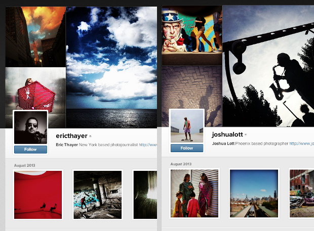 Photojournalists Buddies Stage a Friendly Photo Battle via Instagram instabattle