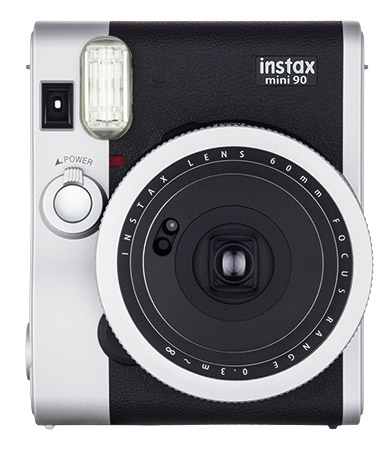 Fujifilm Brings Retro Styling to the Instant Camera World with the New Instax Mini 90 instaxmini90 1