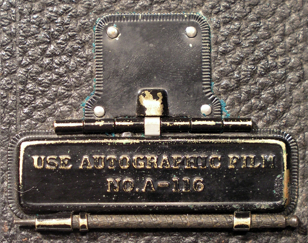 Blast from the Past: Kodaks Autographic Cameras Let You Sign Your Negatives kodakautographic1