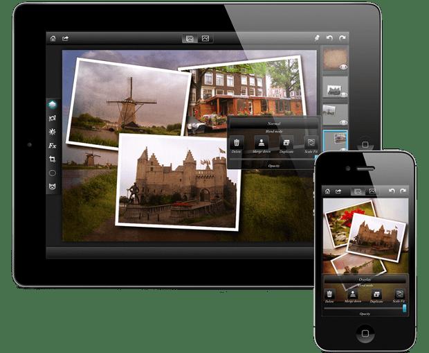 Leonardo: A Full Featured Photo Editing App for iOS Devices leonardoapp1