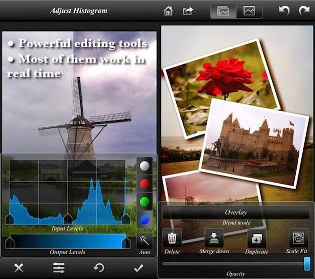 Leonardo: A Full Featured Photo Editing App for iOS Devices leonardoapp4
