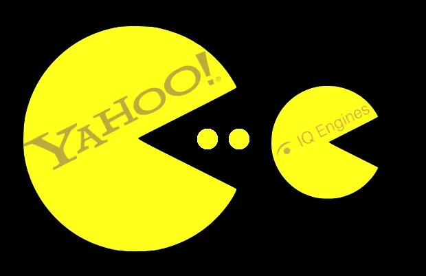 Yahoo! Snaps Up Startup IQ Engines, Will Improve Flickr Organization and Search pacmanyahoo