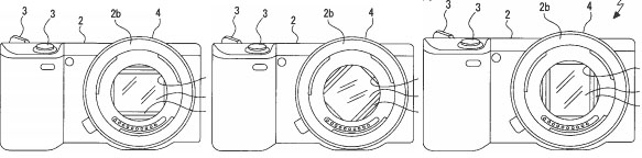 Sony Patent Shows a Camera Sensor and LCD Screen That Rotate Together sensorrotation
